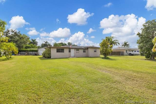 30525 SW 193rd Ct, Homestead, FL 33030 (MLS #A11109171) :: All Florida Home Team