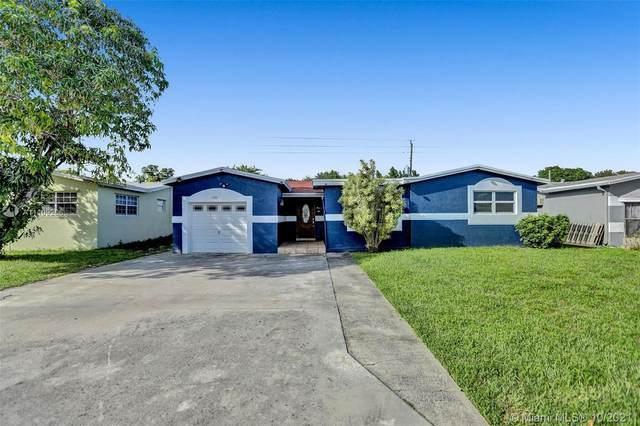 7221 Fairway Blvd, Miramar, FL 33023 (#A11109206) :: Posh Properties