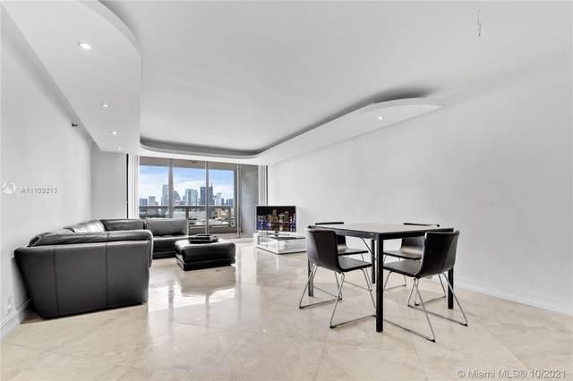 1717 N Bayshore Dr A-2455, Miami, FL 33132 (MLS #A11109213) :: Berkshire Hathaway HomeServices EWM Realty