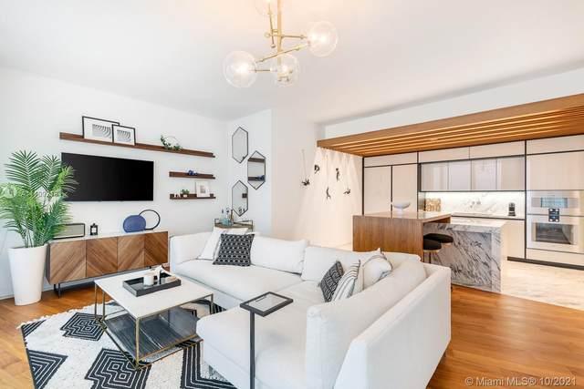 1300 Monad Terrace 9C, Miami Beach, FL 33139 (MLS #A11109218) :: Green Realty Properties