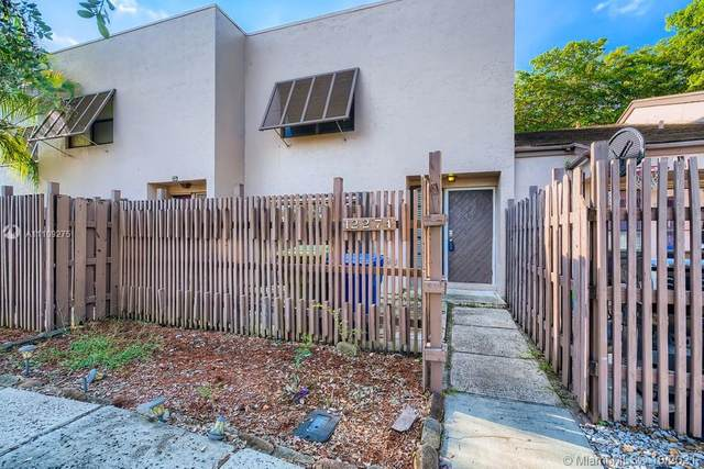 12274 NW 10th Street #12274, Pembroke Pines, FL 33026 (MLS #A11109275) :: Re/Max PowerPro Realty