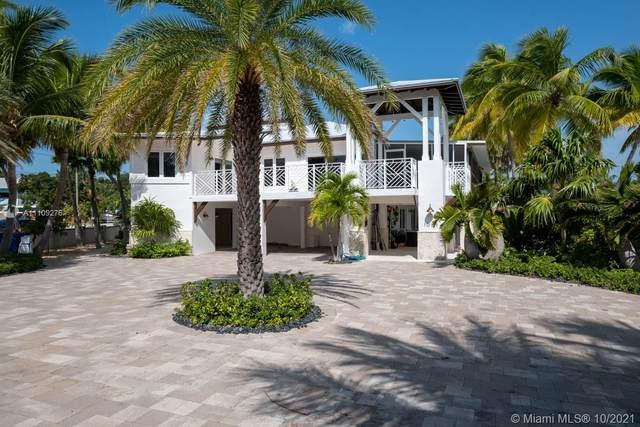 1005 Dove Rd, Key Largo, FL 33037 (MLS #A11109276) :: Re/Max PowerPro Realty