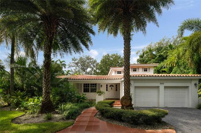 5656 Granada Blvd, Coral Gables, FL 33146 (MLS #A11109289) :: The Pearl Realty Group