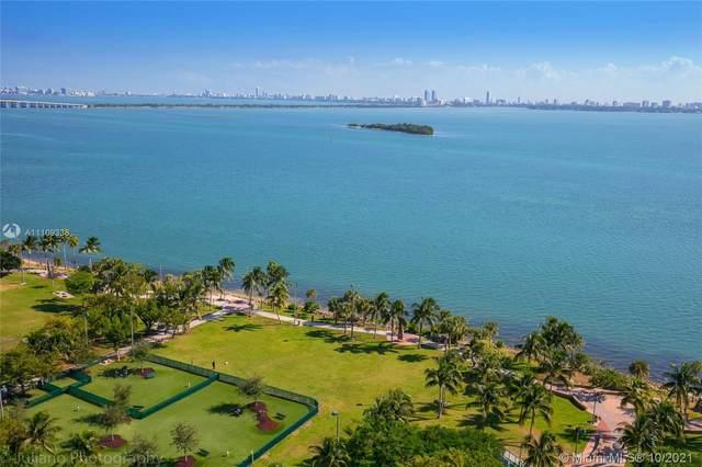 488 NE 18th St #1711, Miami, FL 33132 (MLS #A11109336) :: Castelli Real Estate Services