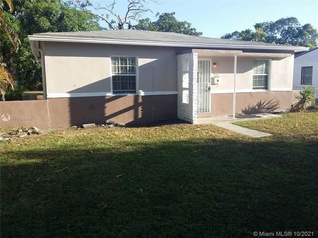 820 NW 128th St, North Miami, FL 33168 (MLS #A11109345) :: Rivas Vargas Group