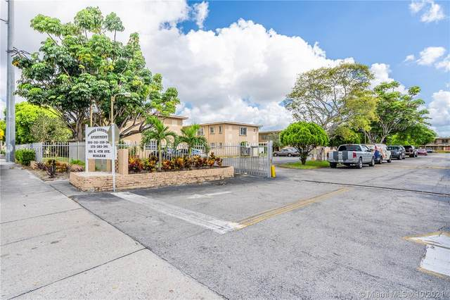 351 E 4th Ave #6, Hialeah, FL 33010 (MLS #A11109410) :: The Pearl Realty Group