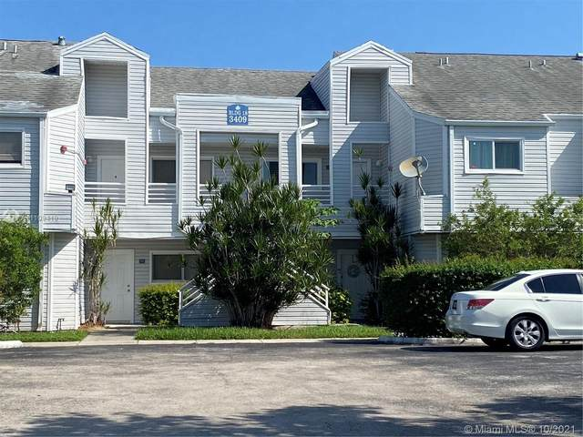 3409 NW 44th St #201, Oakland Park, FL 33309 (MLS #A11109419) :: Green Realty Properties