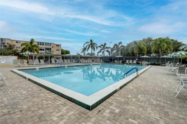 2615 NE 1st Ct #307, Boynton Beach, FL 33435 (MLS #A11109451) :: The MPH Team