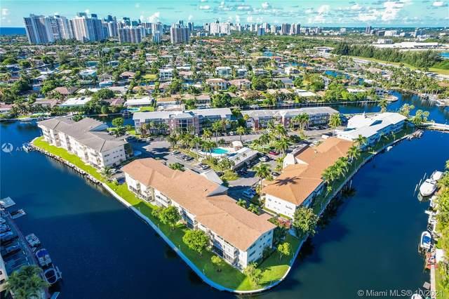455 Paradise Isle Blvd #105, Hallandale Beach, FL 33009 (MLS #A11109466) :: ONE | Sotheby's International Realty