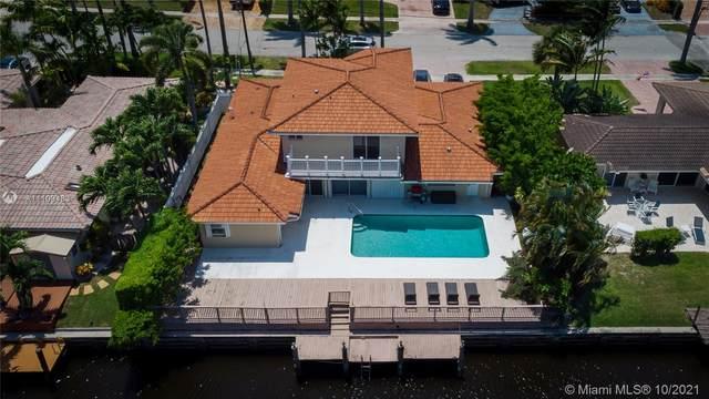 5850 NE 14th Ter, Fort Lauderdale, FL 33334 (MLS #A11109483) :: Re/Max PowerPro Realty