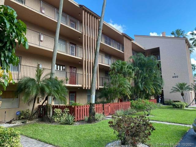 480 NW 76th #401, Margate, FL 33063 (MLS #A11109491) :: Re/Max PowerPro Realty