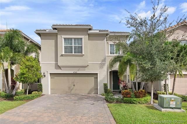 4345 Large Leaf Ln, Hollywood, FL 33021 (MLS #A11109497) :: Berkshire Hathaway HomeServices EWM Realty