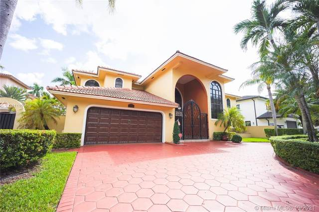 16253 NW 82nd Ave, Miami Lakes, FL 33016 (MLS #A11109512) :: The Pearl Realty Group