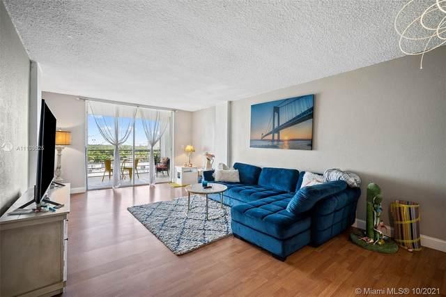 3660 NE 166th St #806, North Miami Beach, FL 33160 (MLS #A11109525) :: Castelli Real Estate Services