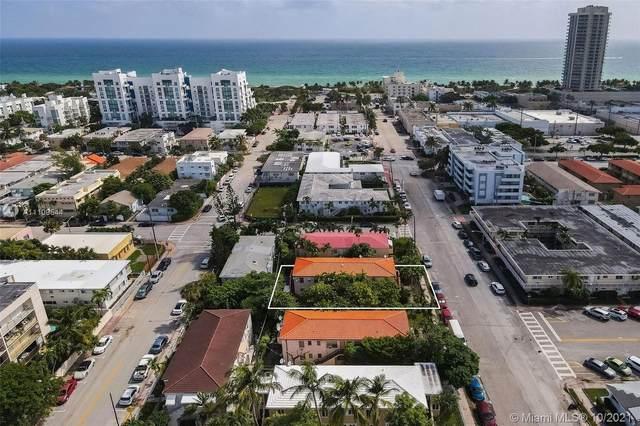415 75th St, Miami Beach, FL 33141 (MLS #A11109544) :: The MPH Team