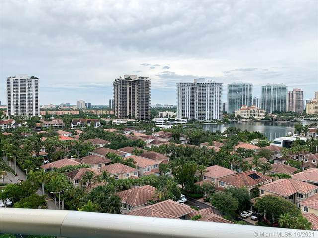 19370 Collins Ave Ph-18, Sunny Isles Beach, FL 33160 (MLS #A11109553) :: Green Realty Properties