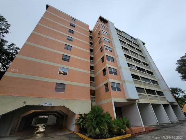 3301 Spanish Moss Ter #308, Lauderhill, FL 33319 (MLS #A11109572) :: Green Realty Properties