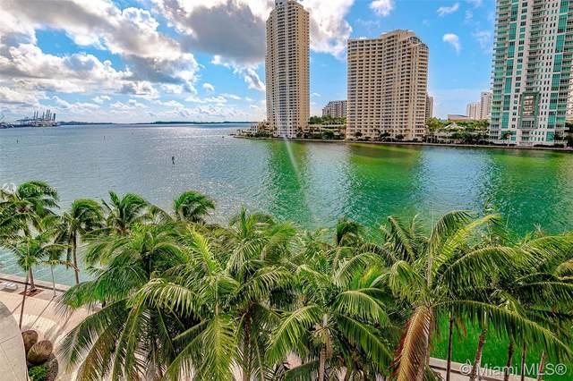 335 S Biscayne Blvd #603, Miami, FL 33131 (MLS #A11109596) :: The MPH Team