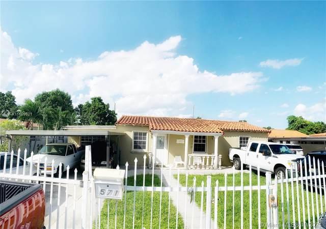 571 E 35th St, Hialeah, FL 33013 (MLS #A11109621) :: Rivas Vargas Group