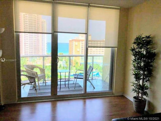 19370 Collins Ave #1211, Sunny Isles Beach, FL 33160 (MLS #A11109677) :: Green Realty Properties