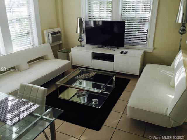 1611 Michigan Ave #27, Miami Beach, FL 33139 (MLS #A11109688) :: Berkshire Hathaway HomeServices EWM Realty