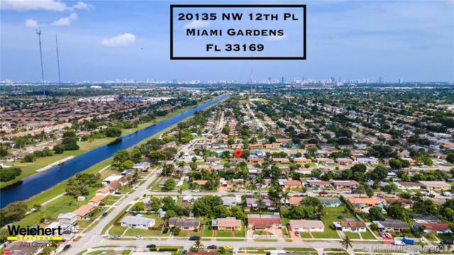 20135 NW 12th Pl, Miami Gardens, FL 33169 (MLS #A11109692) :: Re/Max PowerPro Realty