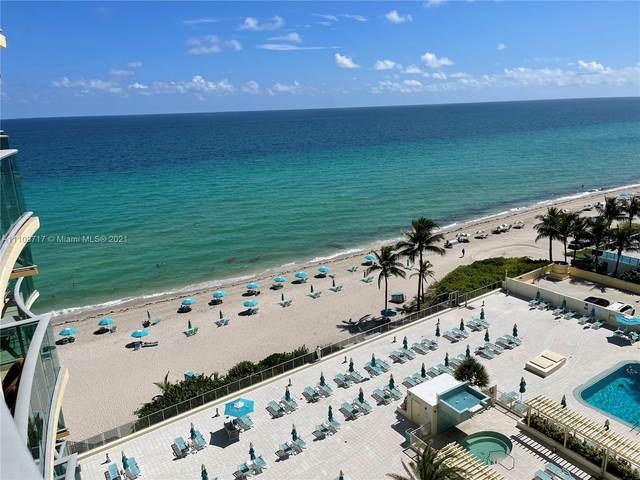 2501 S Ocean Dr #1014, Hollywood, FL 33019 (MLS #A11109717) :: Green Realty Properties
