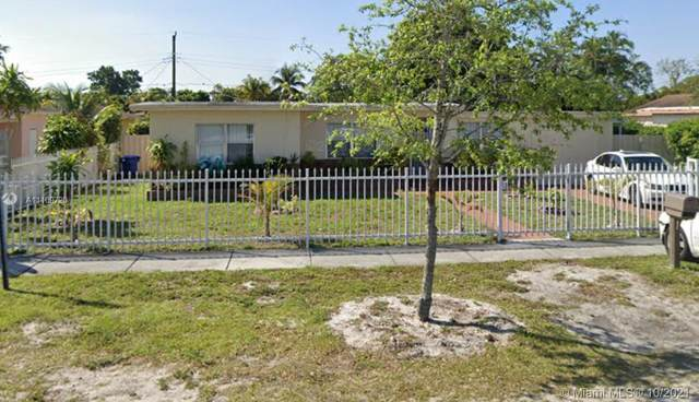 918 NW 143rd St, Miami, FL 33168 (MLS #A11109720) :: Rivas Vargas Group