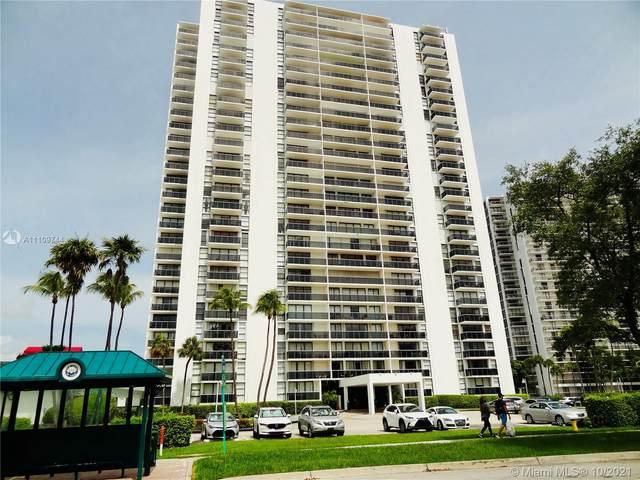 3675 N Country Club Dr #708, Aventura, FL 33180 (MLS #A11109744) :: Green Realty Properties