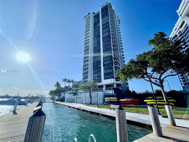 9 Island Ave #510, Miami Beach, FL 33139 (MLS #A11109766) :: Jose Laya