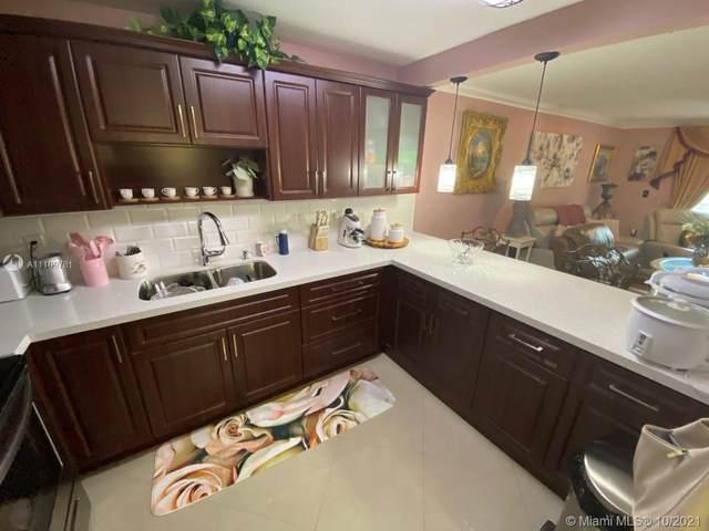 6950 W 6th Ave #221, Hialeah, FL 33014 (MLS #A11109781) :: Green Realty Properties
