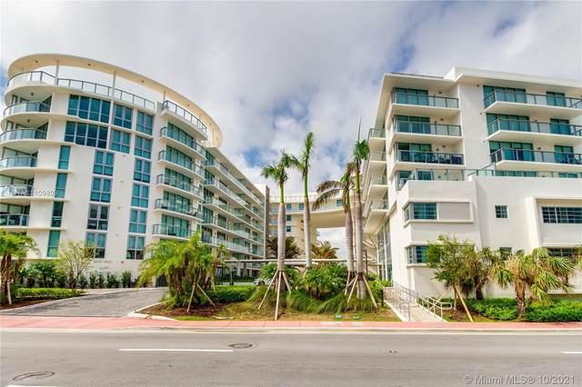 6620 Indian Creek Dr #503, Miami Beach, FL 33141 (MLS #A11109809) :: The MPH Team