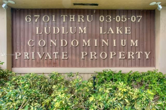 6701 NW 169th St B208, Hialeah, FL 33015 (MLS #A11109830) :: Green Realty Properties