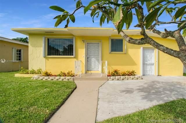 2035 NW 68th Ter, Miami, FL 33147 (MLS #A11109866) :: Rivas Vargas Group