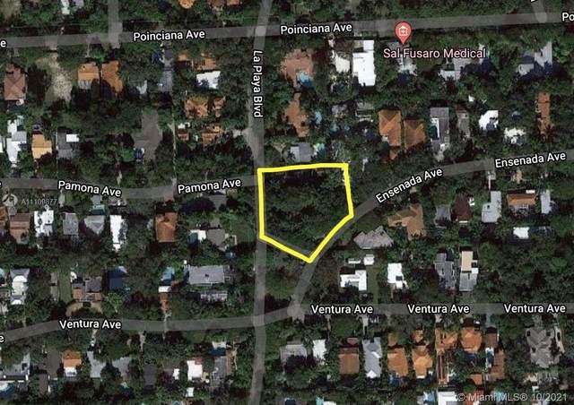 3855 La Playa Blvd, Coconut Grove, FL 33133 (MLS #A11109877) :: Albert Garcia Team
