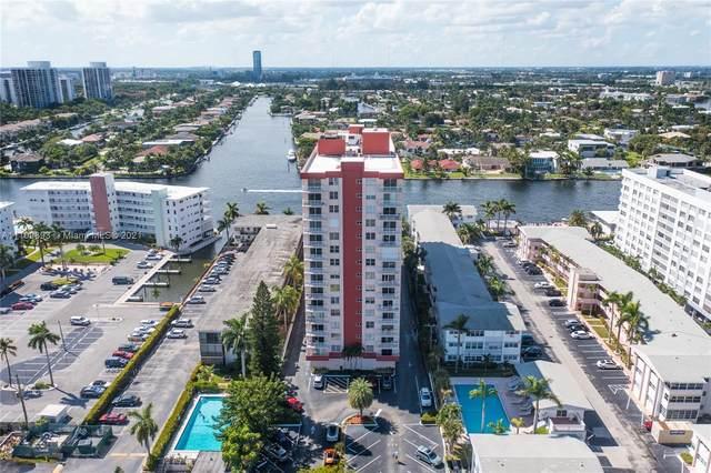 3161 S Ocean Dr #1605, Hallandale Beach, FL 33009 (MLS #A11109893) :: Lana Caron Group