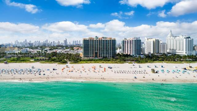 1455 Ocean Dr #1409, Miami Beach, FL 33139 (MLS #A11109912) :: Berkshire Hathaway HomeServices EWM Realty