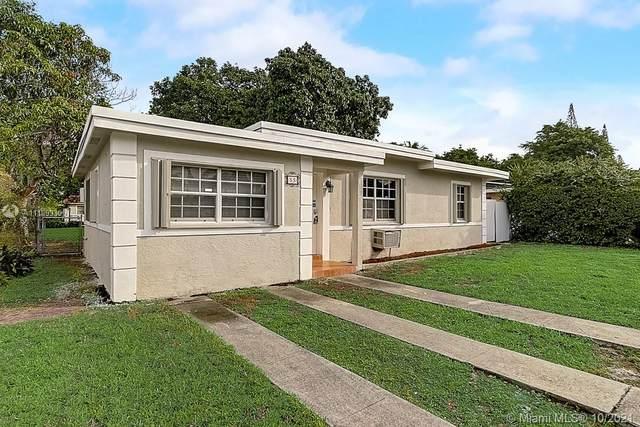 55 NW 125th St, North Miami, FL 33168 (MLS #A11109930) :: Castelli Real Estate Services