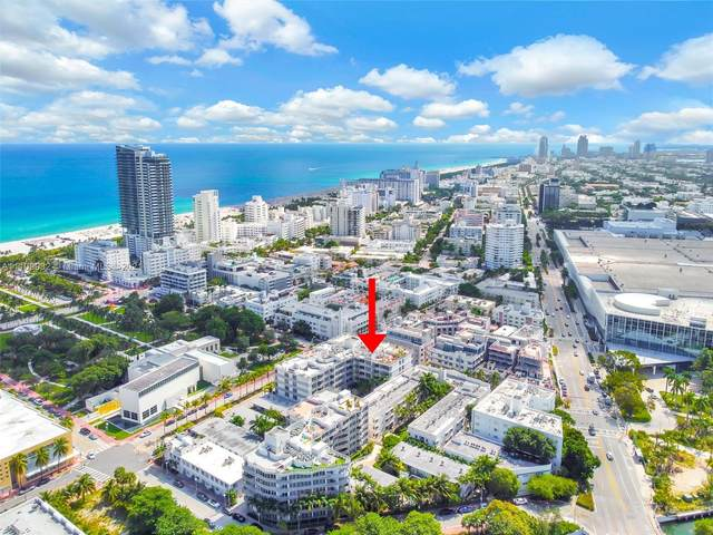 2100 Park Ave #312, Miami Beach, FL 33139 (MLS #A11109932) :: Jose Laya