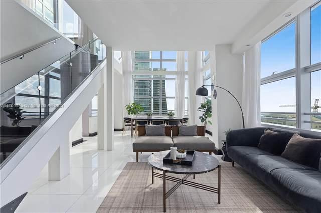 1395 Brickell Ave #3404, Miami, FL 33131 (MLS #A11109955) :: Jose Laya