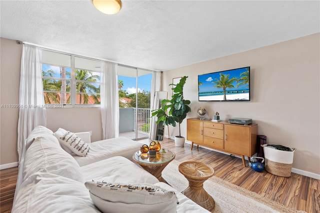 16518 NE 26th Ave #305, North Miami Beach, FL 33160 (#A11109956) :: Posh Properties