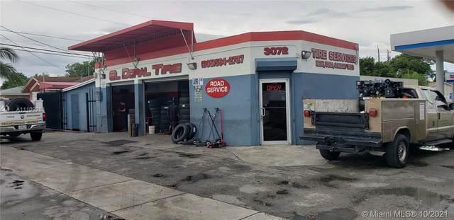 3072 NW 54th St, Miami, FL 33142 (MLS #A11109964) :: Jose Laya