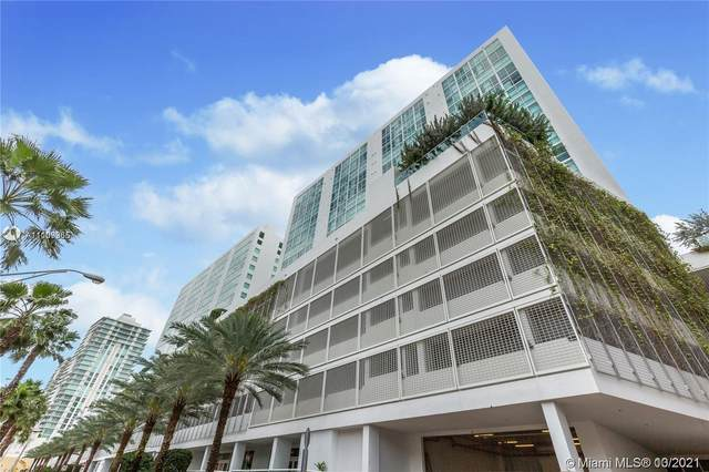 400 Sunny Isles Blvd #1007, Sunny Isles Beach, FL 33160 (MLS #A11109965) :: Green Realty Properties