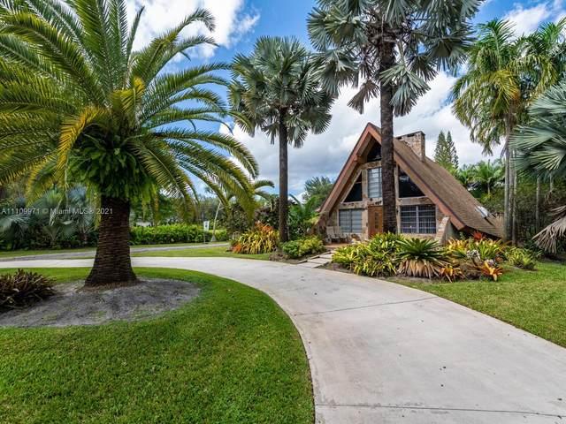 14551 SW 24th St, Davie, FL 33325 (MLS #A11109971) :: Rivas Vargas Group