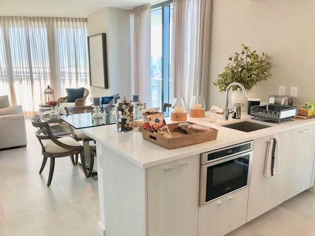 501 NE 31st St #3608, Miami, FL 33137 (MLS #A11109978) :: Berkshire Hathaway HomeServices EWM Realty