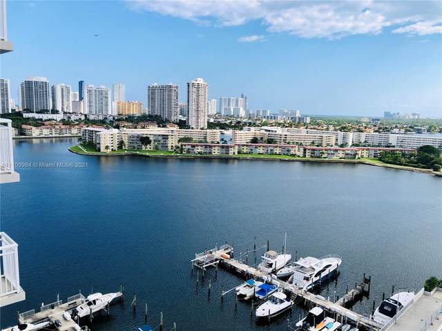 18071 Biscayne Blvd #1601, Aventura, FL 33160 (MLS #A11109984) :: Green Realty Properties