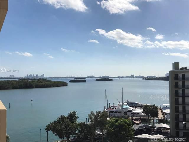 880 NE 69th St 7L, Miami, FL 33138 (MLS #A11109992) :: The Jack Coden Group