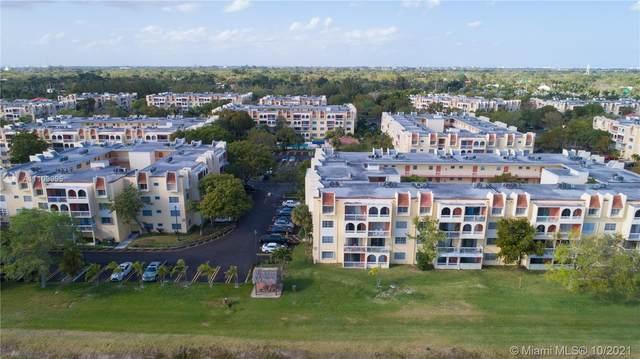 7830 Camino Real K402, Miami, FL 33143 (MLS #A11109995) :: Green Realty Properties