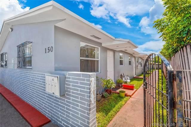 150 W 10th St, Hialeah, FL 33010 (MLS #A11110002) :: Green Realty Properties