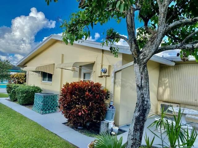 4932 NW 54th St, Tamarac, FL 33319 (MLS #A11110024) :: Castelli Real Estate Services